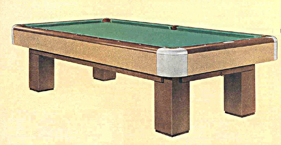 Brunswick Billiards Online Collections - Brunswick commander pool table
