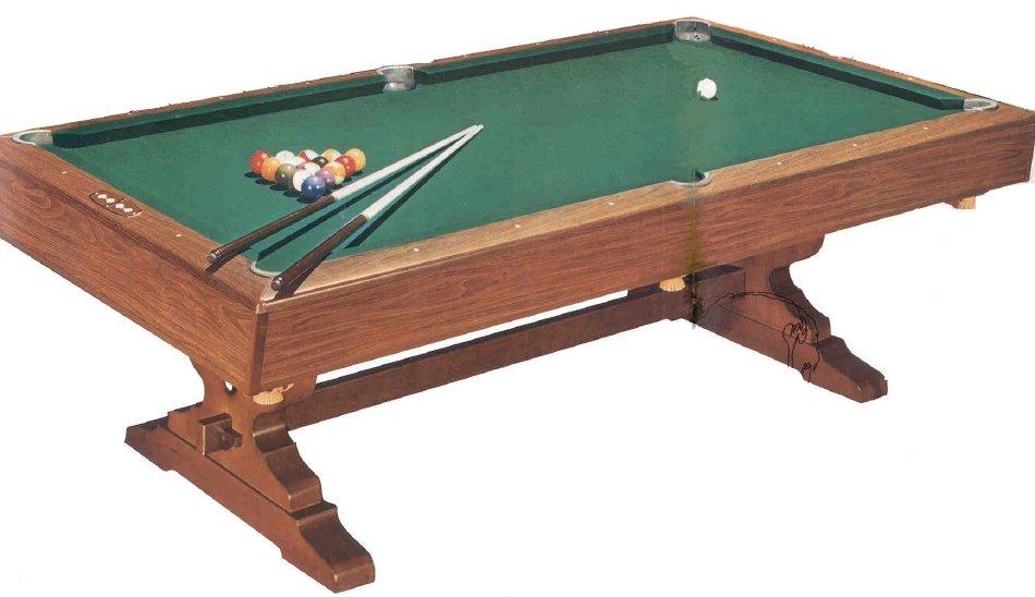 Table - Brunswick windsor pool table