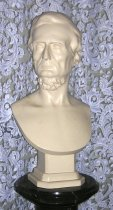 Image of BUST - Jefferson F. Davis