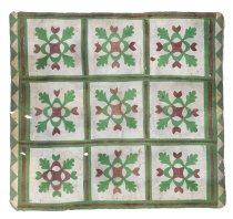 Image of QUILT - Hines Oak Leaf Quilt