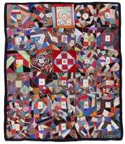 Image of QUILT - Davies Crazy Quilt