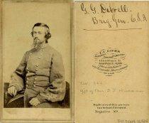 Image of Carte-de-Visite - George Gibbs Dibrell