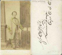 Image of Carte-de-Visite - Lucien J. Doizé