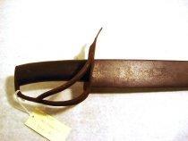 Image of cutlass hilt