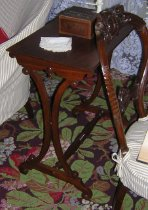 Image of Table, End