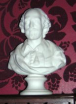 Image of Bust - William Shakespeare