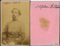 Image of Carte-de-Visite - Stephen Elliott, Jr.