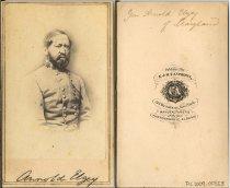 Image of Carte-de-Visite - Arnold Elzey (Jones)