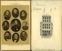 Image of Carte-de-Visite - The Generals of the Confederate States Army