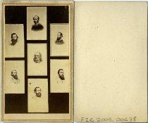 Image of Carte-de-Visite - General Card