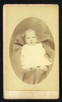 Image of Carte-de-visite - Unidentified Child