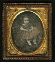 Image of Daguerreotype - Ella Thomas Tebeau