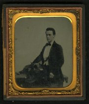 Image of Ambrotype - Unidentified Civilian
