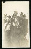Image of Print, Photographic - William Mack Lee at 1919 Confederate Reunion, Atlanta, Georgia
