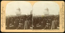 Image of Stereograph - Dedication of General Grant's Tomb, Riverside, New York, U.S.A.
