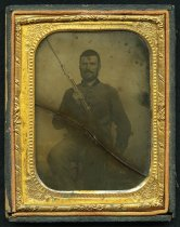 Image of Ambrotype - William Samuel Woods