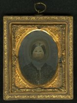 Image of Ambrotype - Mary Fitzgerald [tentative]