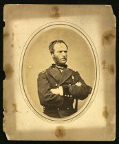 Image of Print, Albumen - William Tecumseh Sherman