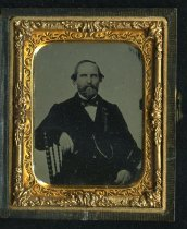 Image of Ambrotype - Benjamin McCulloch