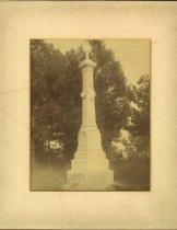 Image of Print, Photographic - Monument to Patrick Ronayne Cleburne, Helena, Arkansas