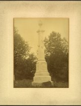 Image of Print, Photographic - Monument to Gen. Patrick R. Cleburne, Helena, Arkansas