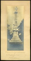 Image of Print, Photographic - Monument to Confederate Dead, Helena, Arkansas