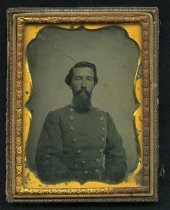 Image of Ambrotype - Raleigh Spinks Camp