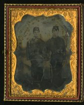 Image of Ambrotype - Christopher C. Scott and Christopher Thrower