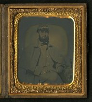 Image of Ambrotype - Louis A. Adam