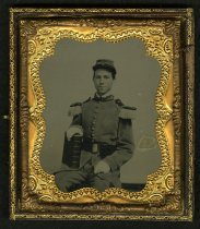 Image of Unidentified Soldier No. 3