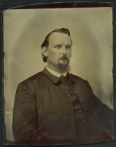 Image of Tintype - John Willis Lea