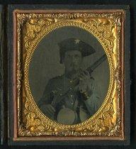 Image of Tintype - Thomas Parks Gooch