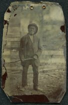 Image of Tintype - Jim Red