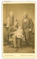Image of Carte-de-Visite - Smith Family