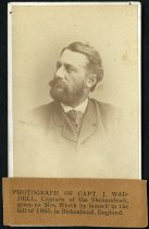 Image of Carte-de-Visite - James Iredell Waddell
