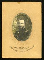 Image of Albumen (tinted) - J.E.B. Stuart
