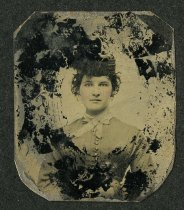 Image of Tintype - Mary Larkin O'Melia