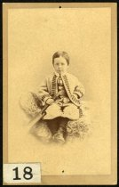 Image of Carte-de-Visite - William Howell Davis