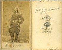 Image of Carte-de-Visite - Major General Nathaniel Prentiss Banks