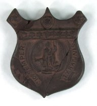 Image of Shield, Decorative