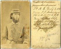 Image of Carte-de-Visite - James J. Andrews