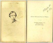 Image of Carte-de-Visite - Albert Edward, Prince of Wales