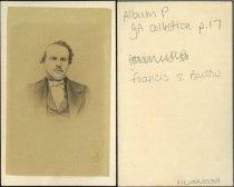 Image of Carte-de-Visite - Brigadier General Francis Stebbins Bartow