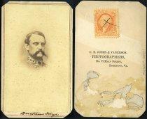 Image of Carte-de-Visite - Major General John Cabell Breckinridge
