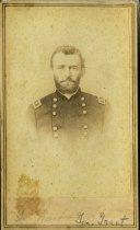 Image of Carte-de-Visite - Ulysses Simpson Grant