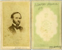 Image of Carte-de-Visite - William Tecumseh Sherman