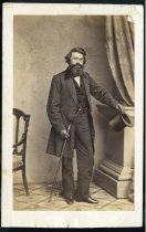 Image of Carte-de-Visite - Louis Trezevant Wigfall