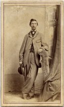 Image of Carte-de-Visite - Unidentified Civilian (member of 2nd Co., Richmond Howitzers?)