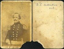 Image of Carte-de-Visite - Albert Sidney Johnston