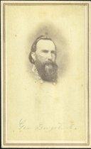 Image of Carte-de-Visite - James Longstreet